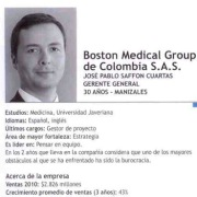 Desempeño del Doctor José Pablo Saffón Boston Medical Group Perú