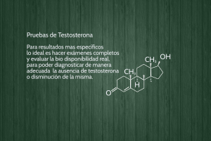 Pruebas Testosterona y Falta de Deseo Sexual Masculina Boston Medical Group Perú